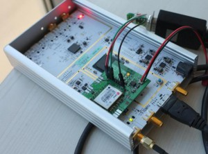 The board is compatible with the B200.